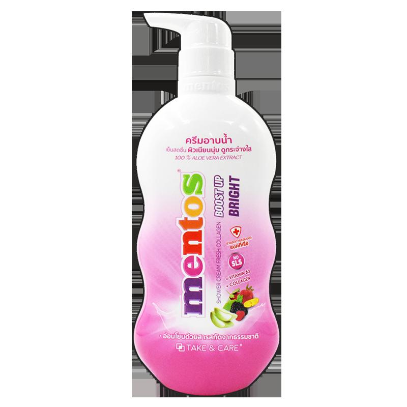 MT_Shower-Cream-Fresh-Collagen_500-ml_Mt01014_Front